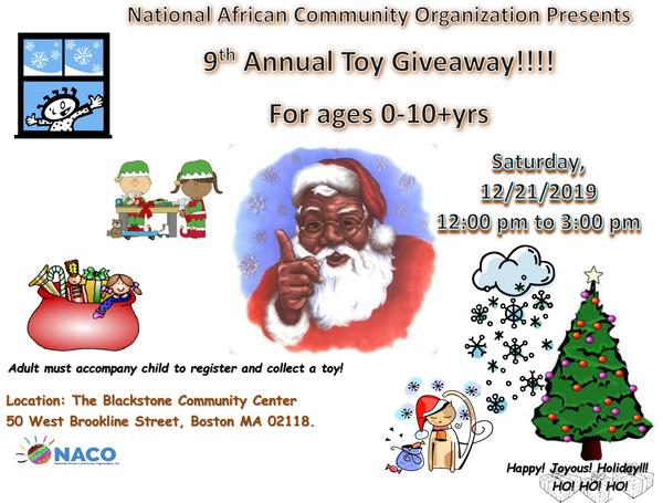 11th NACO Annual event
